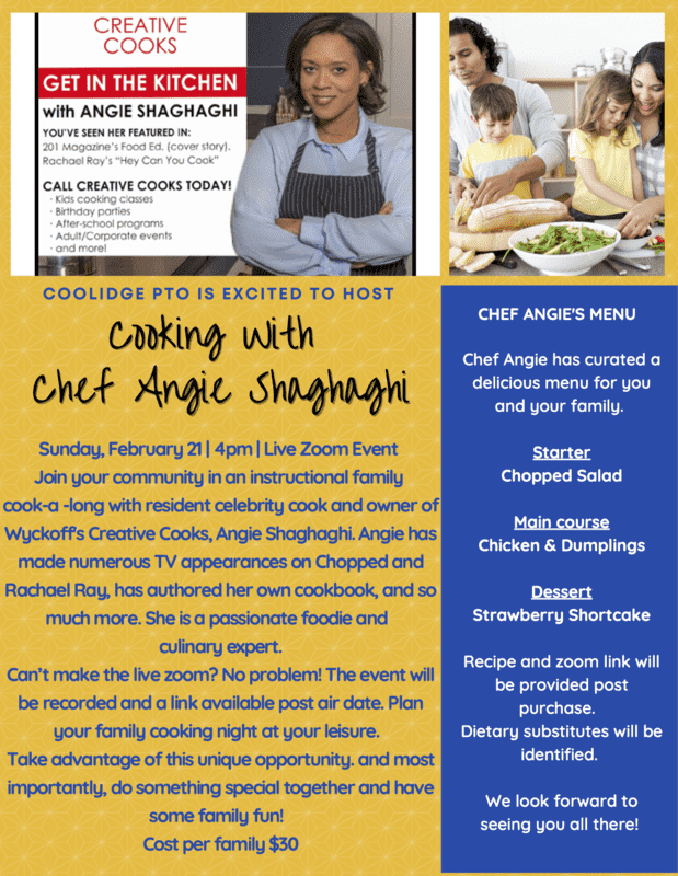 Cooking with Angie Shaghaghi